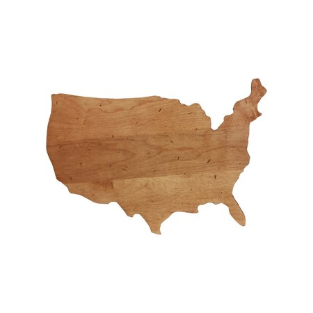 Maple Novelty USA Serving Board made in Vermont