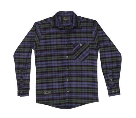 Men's Flannel Shirt made in Vermont