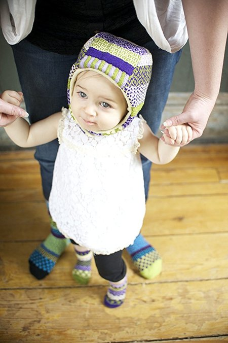 Baby Aviator Hat made in Vermont