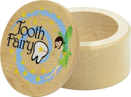 Tooth Fairy Box made in Vermont
