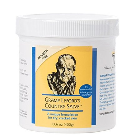 Gramp Lyford's Country Salve 13.6 Fl Oz made in Vermont