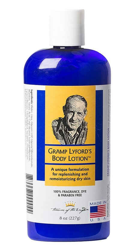 Body Lotion 8 Oz made in Vermont