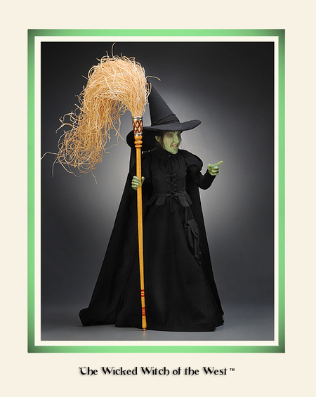 Wicked Witch of the West made in Vermont