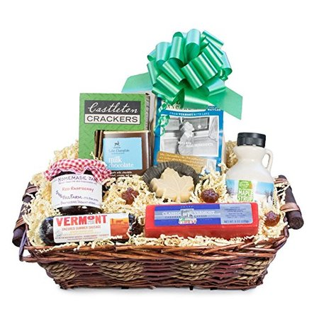The Vermonter Basket made in Vermont
