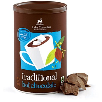 Traditional Hot Chocolate made in Vermont