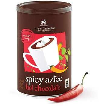 Spicy Aztec Hot Chocolate made in Vermont