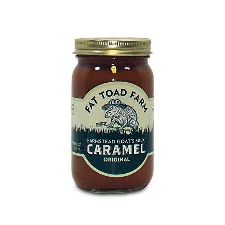 All Natural Goat's Milk Caramel (Original) made in Vermont